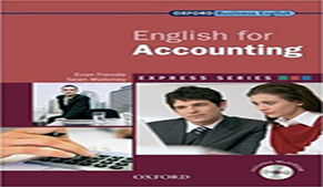 English for Accounting oxford